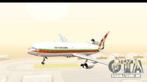 Lockheed L-1011-100 TriStar TAP Portugal para GTA San Andreas