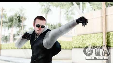 CS:GO The Professional v2 para GTA San Andreas