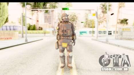 Monarch Shotgun para GTA San Andreas segunda tela