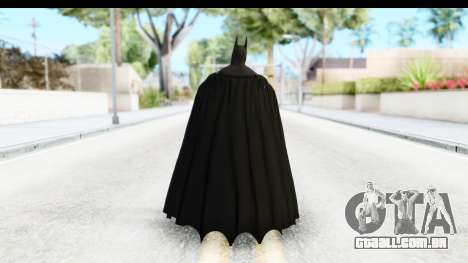 Batman vs. Superman - Batman v2 para GTA San Andreas terceira tela