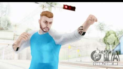 GTA 5 Hipster Update para GTA San Andreas
