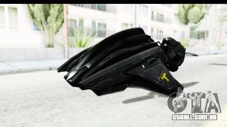 Spectre Hoverbike para GTA San Andreas vista direita
