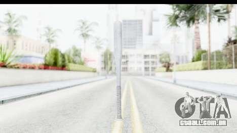 GTA 5 Baseball Bat para GTA San Andreas terceira tela