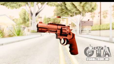 R8 Revolver para GTA San Andreas segunda tela