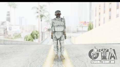 Global Warfare USA para GTA San Andreas segunda tela