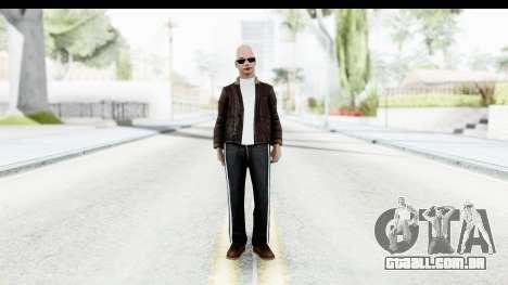 Gopnik para GTA San Andreas segunda tela
