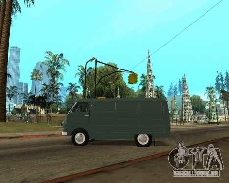 Eraz 762 Armenian para GTA San Andreas vista traseira