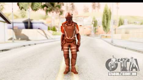 Homefront The Revolution - KPA v2 Original para GTA San Andreas segunda tela