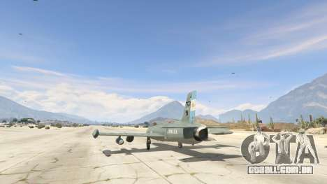GTA 5 AT-26 Impala Xavante ARG quarto screenshot