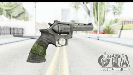 Manurhin MR96 para GTA San Andreas segunda tela