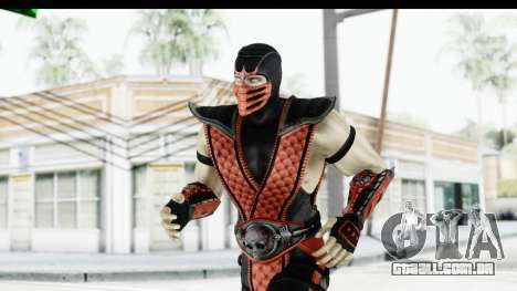 Mortal Kombat vs DC Universe - Ermac para GTA San Andreas