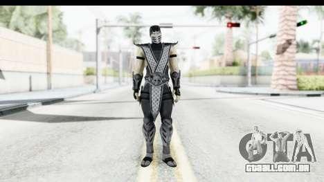 Mortal Kombat vs DC Universe - Smoke para GTA San Andreas segunda tela