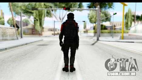 Homefront The Revolution - KPA v1 Camo para GTA San Andreas terceira tela