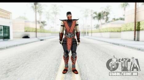 Mortal Kombat vs DC Universe - Ermac para GTA San Andreas segunda tela