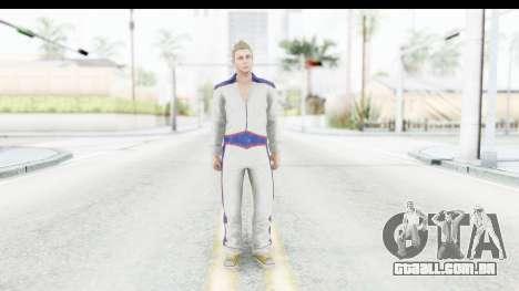GTA 5 DLC Cunning Stuns Male Skin para GTA San Andreas segunda tela