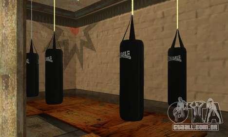 LonsDale saco de pancadas para GTA San Andreas