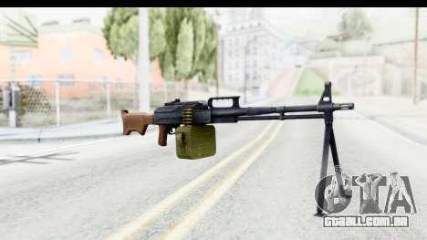 PKM para GTA San Andreas segunda tela