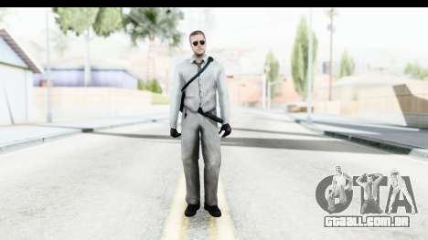 CS:GO The Professional v1 para GTA San Andreas segunda tela