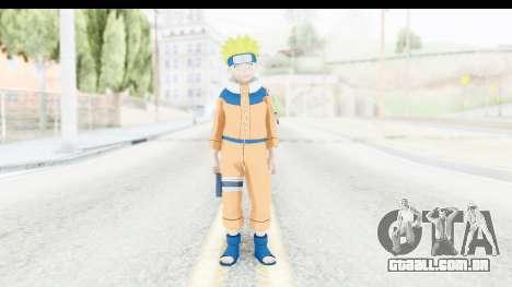 Naruto Ultimate Ninja Storm 4 Naruto Uzumaki v1 para GTA San Andreas segunda tela