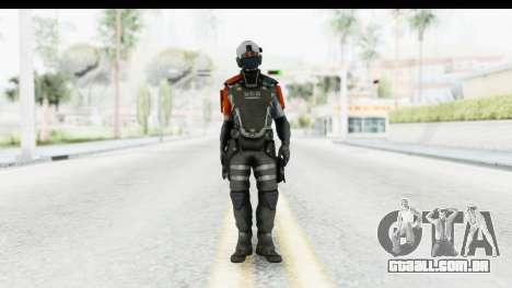 Homefront The Revolution - KPA v4 Original para GTA San Andreas segunda tela