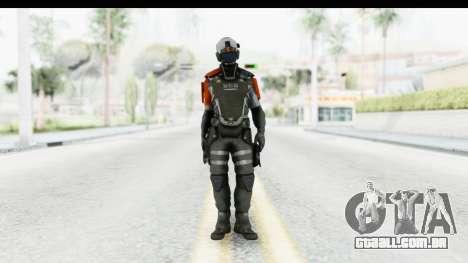 Homefront The Revolution - KPA v4 Original para GTA San Andreas segunda tela
