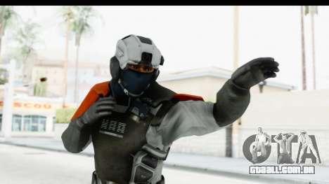 Homefront The Revolution - KPA v4 Original para GTA San Andreas