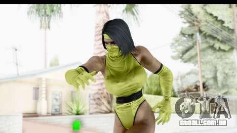 Tanya MK2 para GTA San Andreas