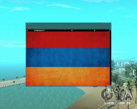 Sampgui Mouse Armenian Style para GTA San Andreas