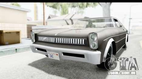 Imponte Tempest 1966 para GTA San Andreas vista direita