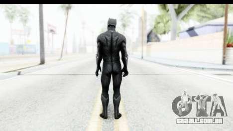 Marvel Heroes - Black Phanter (Civil War) para GTA San Andreas terceira tela
