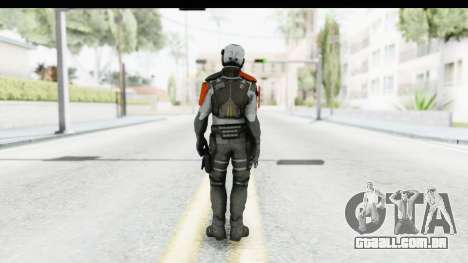 Homefront The Revolution - KPA v4 Original para GTA San Andreas terceira tela
