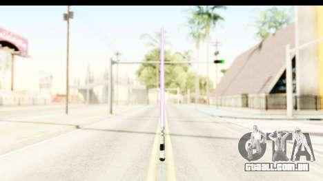 Sword Art Online II - Kiritos Saber para GTA San Andreas segunda tela