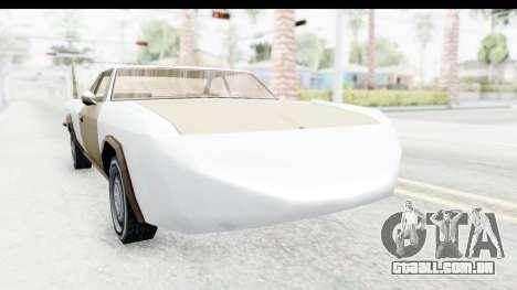 Tampa Daytona para GTA San Andreas