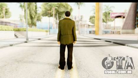 Mafia 3 - Lincoln Clay para GTA San Andreas terceira tela