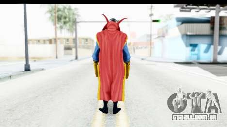 Marvel Doctor Strange para GTA San Andreas terceira tela