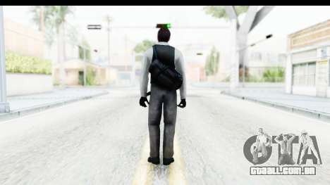 CS:GO The Professional v2 para GTA San Andreas terceira tela