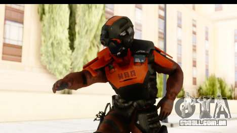 Homefront The Revolution - KPA v5 Red para GTA San Andreas