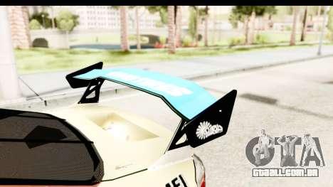 D1GP Nissan Silvia RC926 Toyo Tires para vista lateral GTA San Andreas