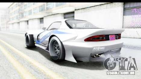GTA 5 Bravado Banshee 900R Mip Map para o motor de GTA San Andreas