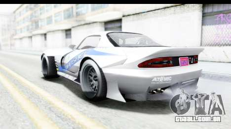GTA 5 Bravado Banshee 900R Mip Map IVF para o motor de GTA San Andreas