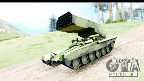 TOS-1A para GTA San Andreas