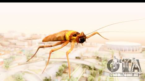 Flying Cockroach para GTA San Andreas