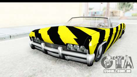 Blade New PJ para GTA San Andreas