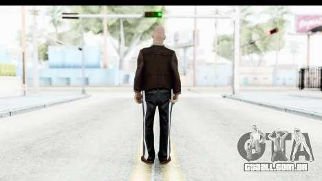 Gopnik para GTA San Andreas terceira tela