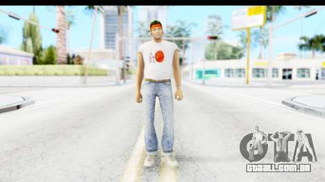 Tommy Vercetti Havana Outfit from GTA Vice City para GTA San Andreas segunda tela