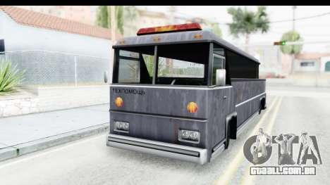 Towbus para GTA San Andreas