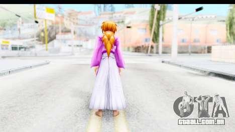 Kenshin v3 para GTA San Andreas terceira tela
