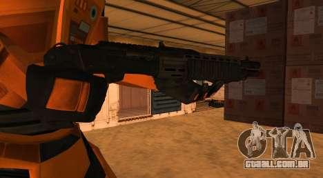 SPAS-12 Black Mesa para GTA San Andreas