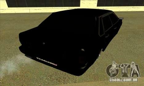 2115 para GTA San Andreas vista direita