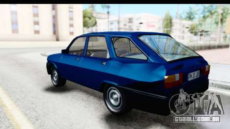 Dacia Liberta para GTA San Andreas esquerda vista